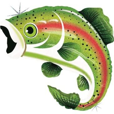 Fish 29″