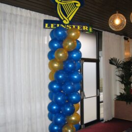 Balloon Columns - Leinster