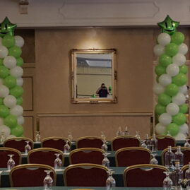 Balloon Columns - Conference