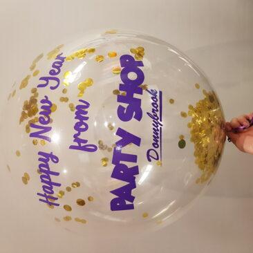 Bubble Balloon - PartyShop