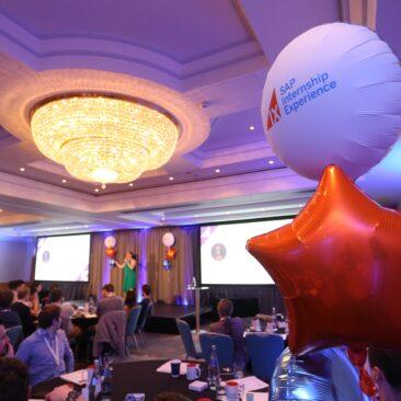 Foil Bouquet - SAP Internship Event