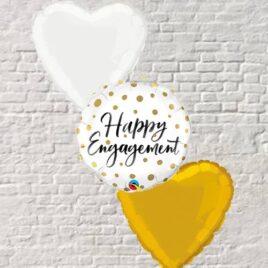 0800 Happy Engagement Bouquet