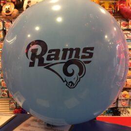 Paddle Balloons - Rams American Football