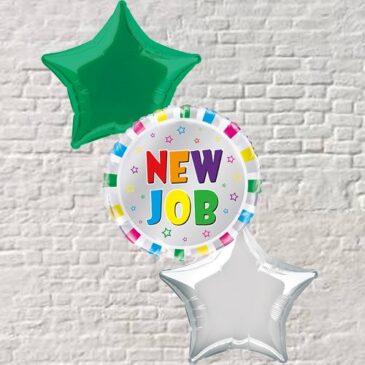0500 New Job Bouquet
