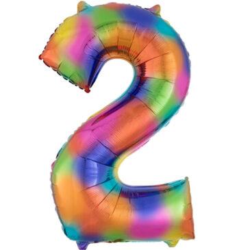 Rainbow 34in #2