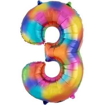 Rainbow 34in #3
