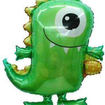 Boo Crew Green Monster 30″
