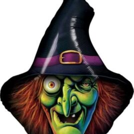 Halloween Witch 34″