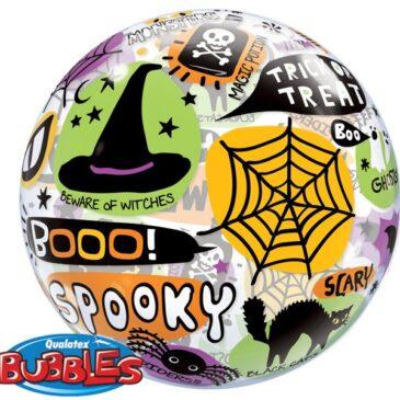 Spooky Bubble 22″