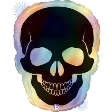 Opal Skull 27″