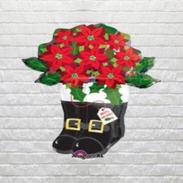 9033 Christmas Poinsettia