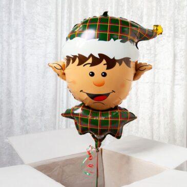 9454 Magical Elf Balloon in a Box
