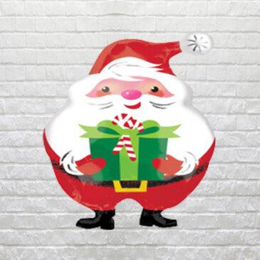 9042 Smiling Santa