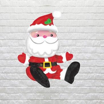 9038 Relaxing Santa Claus