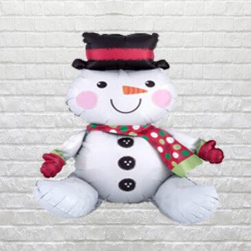 9039 Relaxing Snowman