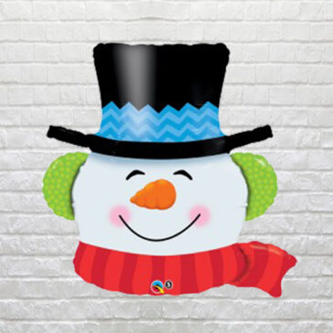 9043 Splendid Snowman