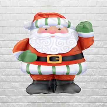 9031 Affectionate Santa