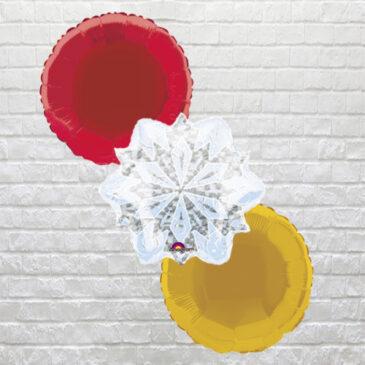 9010 Christmas Snowflake