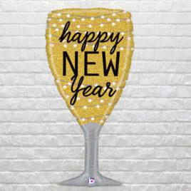 9600  Champagne Glass