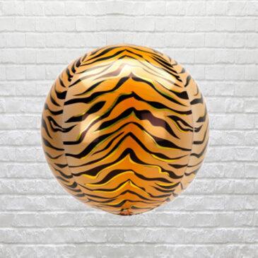 9857 Tiger Print Balloon