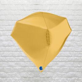 9865 Gold Gem Balloon