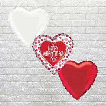 6003 Valentine's Day Hearts