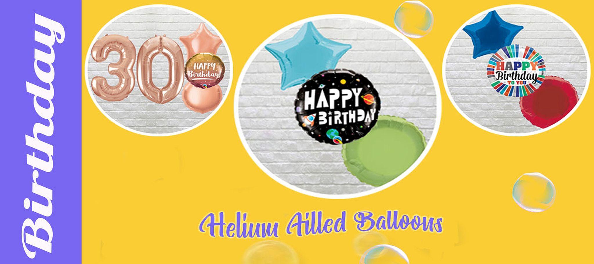 Birthday balloons 2048×910