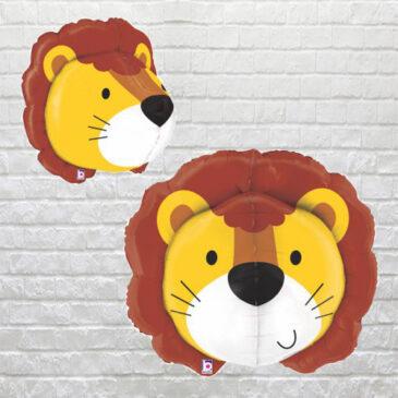 """Lion Head – 3D"""""""