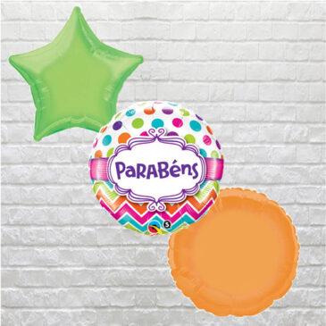 Happy Birthday (Portuguese)
