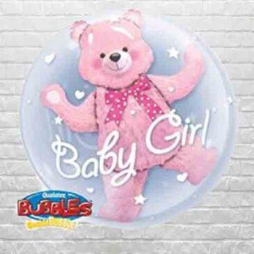 Baby Girl Double Bubble