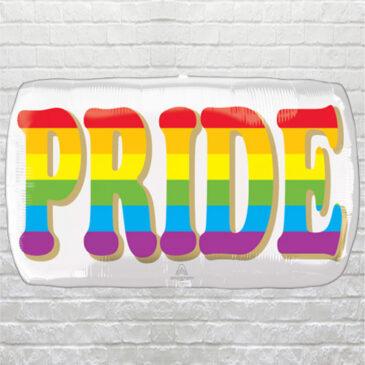 Pride Banner Balloon
