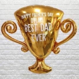 Best Dad Ever Trophy