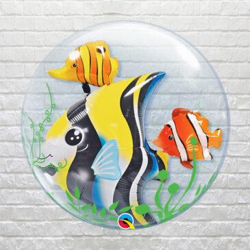 Tropical Fish Bubble
