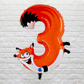 Animal Birthday Number 3