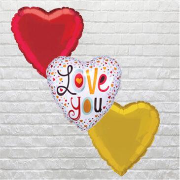 Love You More Confetti