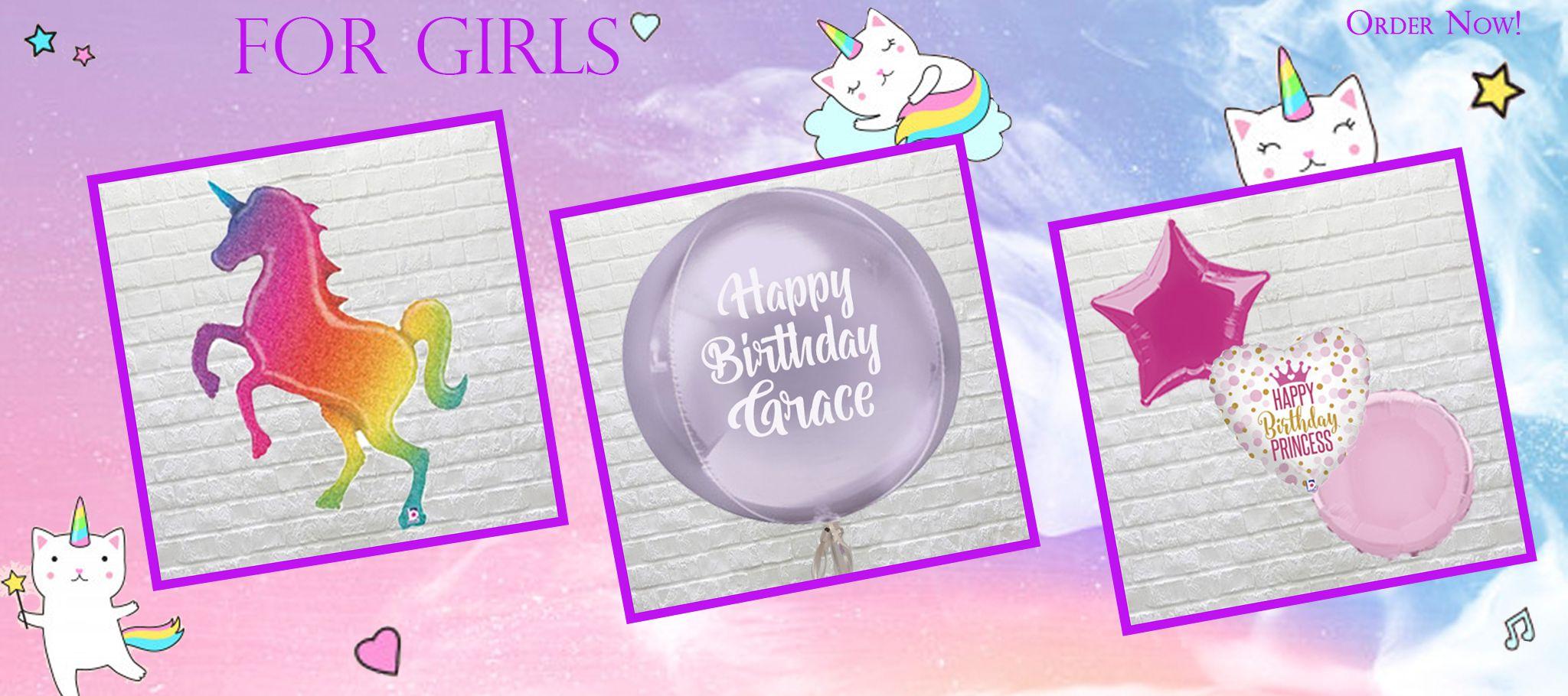 for girls SLIDER
